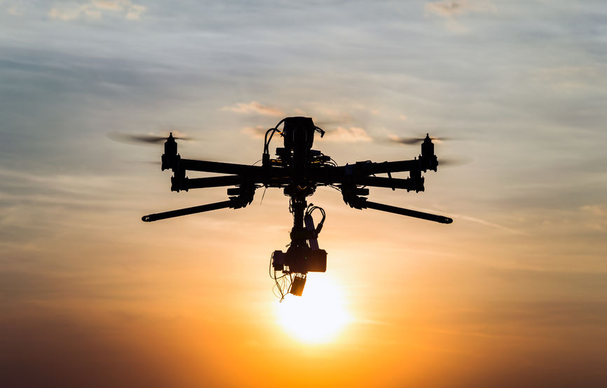 Drone technology: the future of insurance claims